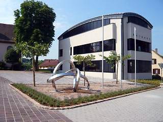 Rathaus in Rosenberg