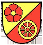 Wappen der Gemeinde Rosenberg