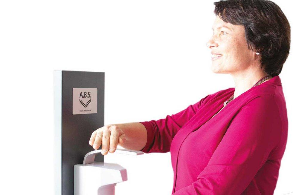 ABS Hygienestation