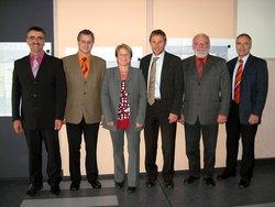 Gruppenfoto zur Amtseinführung von Marlies Ebel-Walz